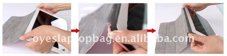 pu and cover case for ipad or ipad mini