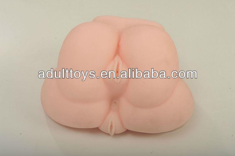 Grande vagina artificial bunda buceta produto do sexo para o sexo masculino