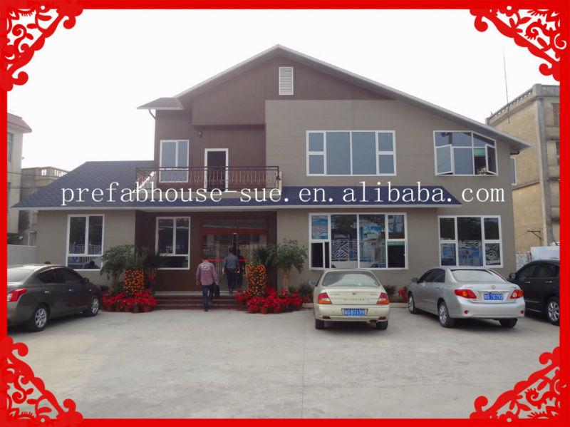 Practical, good space utilization light steel villa for sale