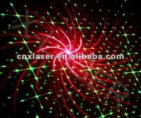 Освещения для сцены Red and Green eight-graphics laser equipment light stage effect firework laser light