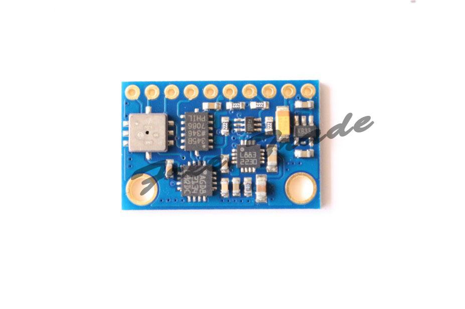 10 DOF IMU sensor accelerometer