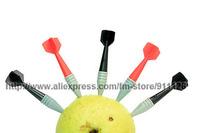 Вилка 18pcs/lot stylish dart cocktail food picks creative reusable Bullseye party picks