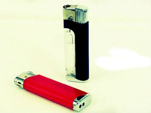 Electric Shock Lighter Adult Jokes Prank Gag Toy Gifts Item for Smokers