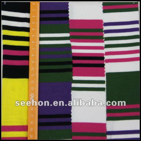 """New product"" spandex Lycra Jersey fabric of polyester knitted fabric"