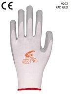 Защитные перчатки PAD CE2142 9203