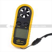 Тахометр GM816 Digital Beaufort Wind Scale Anemometer Thermometer Speed Gauge Meter, dropshipping