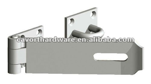 hinge hasp and staple