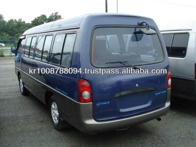 Used mini van