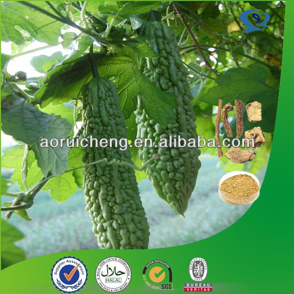 organic bitter melon plant extract