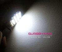 Источник света для авто car led interior lamp T10 24 smd 12v led bulb white warm white light 10pcs/lot