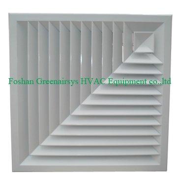 4-Way Square air diffuser FFS-A