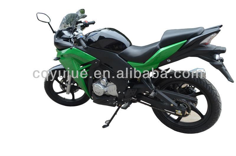 New design 2012 super 200cc/250cc racing motorcycle