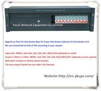 Оборудование распределения электроэнергии YK 2chs/48vdc63a 8chs/48vdc 20A ( ) PDU YKDPZ-A
