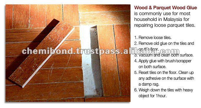 Wood & Parquet Flooring Glue