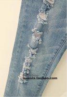 Женские джинсы , JeggingsTrousers 9
