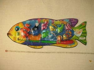 plastic seaworld toys