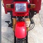cheap trike chopper three wheel motorcycle with cargo box