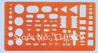 электрические шаблон, литье шаблоны, рисунок пресс-формы, шаблоны, линейки