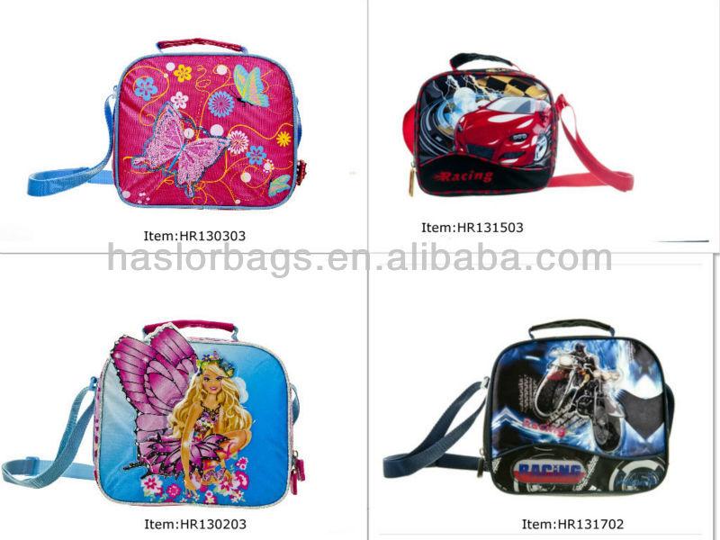 Chauffe - plats isolé scolaires sac à Lunch pour enfants de la chine sac Manufaturer