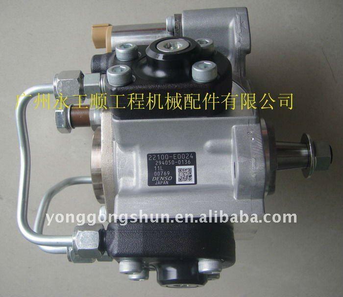 KOBELCO EXCAVATOR SK330-8/SK350-8 HINO ENGINE J08E INJECTOR Pump ASSY 22100-E0024