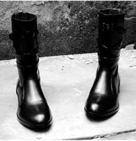 Мужские ботинки 101P 215