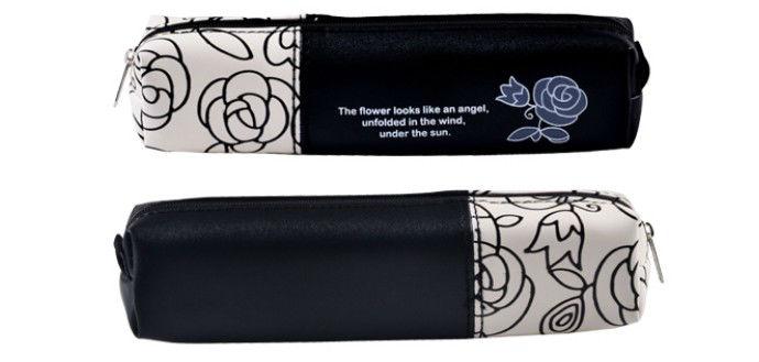 Double Color Fashion Pencil Case