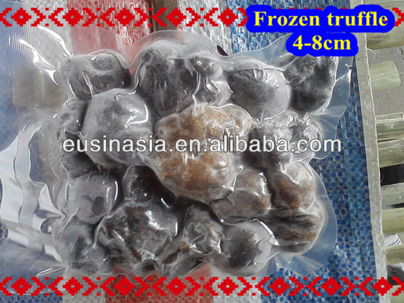 new crop 4-8cm fresh black tuber indicum truffle