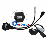Диагностические кабели и разъемы для авто и мото Diagnostic Tool Interface Car Cables For TCS CDP PRO Plus 8PCS Full Set OBD2 OBD II Cables Good Function