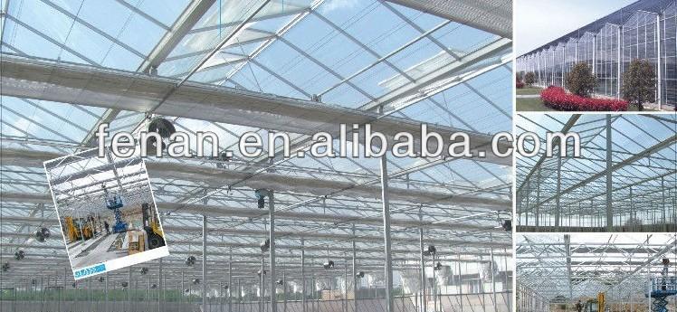 Strong Prefabricated Glass House Aluminum Sunroom