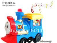 Электрическая музыка железнодорожного, игрушки детям, детям игрушки 2147