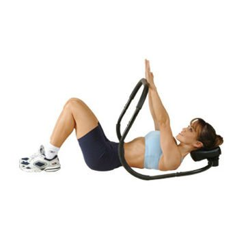 Steel Tube AB Roller Exercise Roller Fitness gym equipment