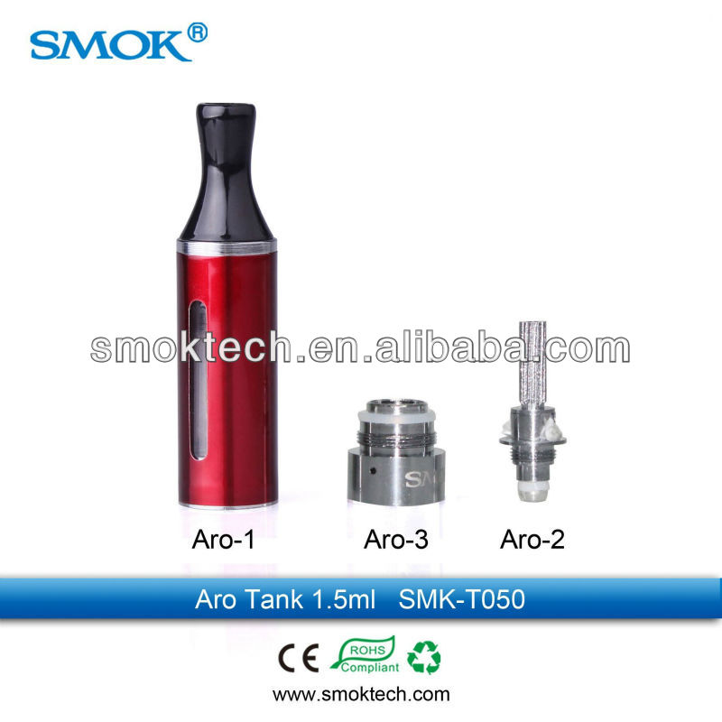 genesis vaporizer bottom coil clearomizer Evod tank smoktech pyrex glass bcc atomizer tank/MT3 Glass Tank