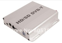 Car DVB-T digital tv receiver,High Definition DVB-T H.264/ MPEG4 formats with HDMI output USB play