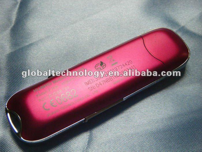 Unlock Huawei E169 3G USB Modem