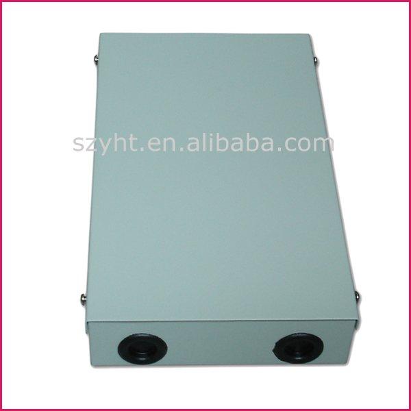 fiber optic terminal box ABS PLASTIC OTB-C04 4F