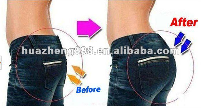 berkualitas baik mode layanan oem bottom up celana push up celana