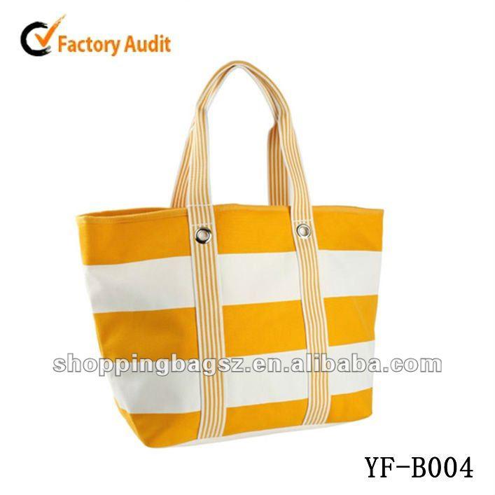 YF-CA008 16oz Canvas Tote Bag Cotton Handbag
