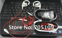 Наушники 2012 Cheap Hot items Ear Hooks headphone, Portable headset, Mini sport headphoe, with control talk microphone in box