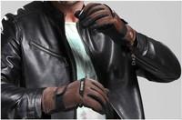 Мужские перчатки DearZ PU p5 gl888