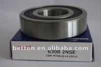 Шариковый подшипник с глубоким жёлобом 5pcs/pcs quality 6308ZZ 6308RZZ bearing deep groove ball bearing