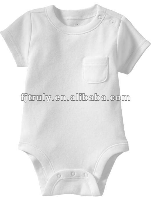 Aus baumwolle romper benutzerdefinierte baby-kleidung fabrik