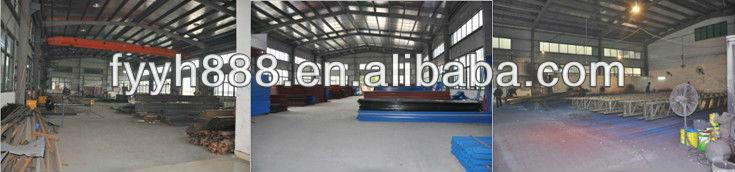 fiber cement siding prefabricated house in China