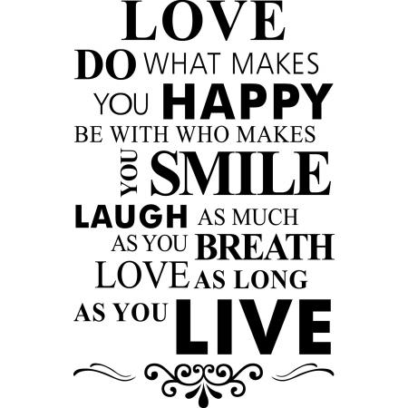 Live Laugh Love Quotes: Live Love Laugh Birthday Quotes