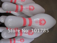 Товары для боулинга buy one and get one! 100% quality guarantee AMF brand wooden bowling pins with