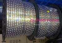 Светодиодная лента 25M AC110V AC220V 5050 60led/meter waterproof led strip light rope lighting color customize DHL/EMS