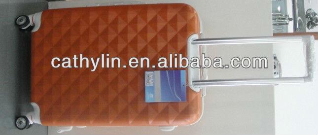 ABS Aluminium Trolley Travel Luggage
