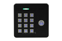Клавиатура доступа Waterproof 125KHz RFID ID Card Reader Password Keypad Door Access Control Kit + 10 Free Key Chain KS159