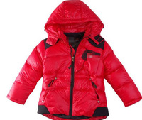 Пуховик для мальчиков In 2012, down jacket male children down jacket winter coat the baby