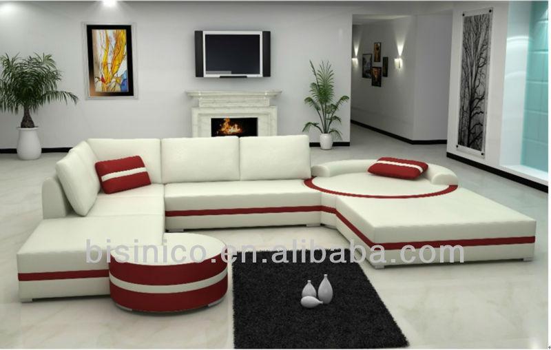 Colorful s shaped sectional sofa modern free combination corner sofa unique design living room - Unique designs of sofas ...