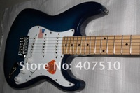 Гитара Stratocaster blue burst Electric Guitar